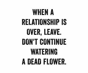 breakup and quote image