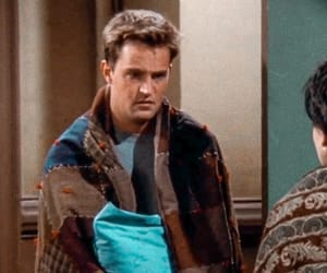 90s, chandler bing, and Matthew Perry image