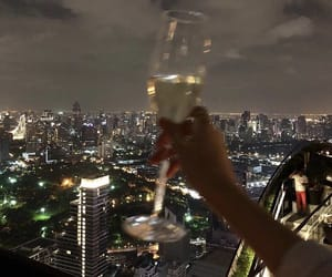 aesthetic, views, and wine image