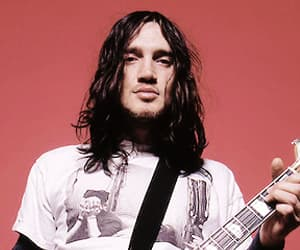 John Frusciante, red hot chili peppers, and rhcp image