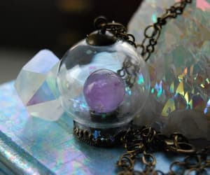 crystal ball, divination, and etsy image