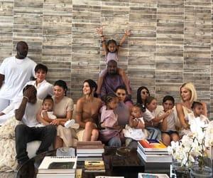 kardashians, baby, and family image