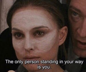 quotes, movie, and black swan image