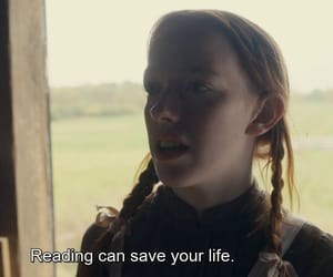 books, anne with an e, and anne shirley image