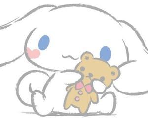 cinnamoroll, sanrio, and cute image