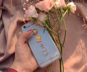 aesthetic, cutie, and flowers image