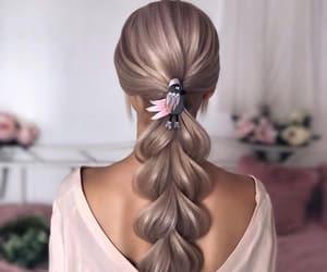 braid, design, and fashion image