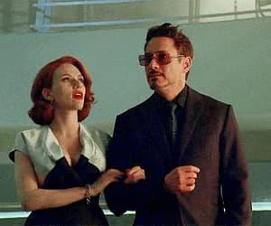 Avengers, widow, and black image