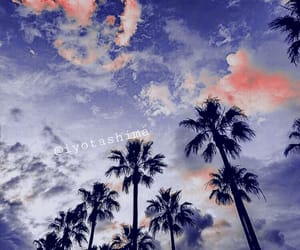 sky, summer, and clouds image
