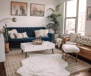 art deco, carpet, and living room image