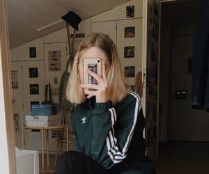 aesthetics, blond, and fashion image