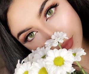 beautiful, beauty, and makeup image