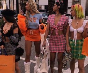 fashion, aesthetic, and girls image