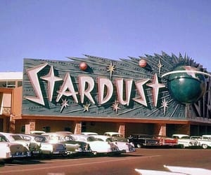 vintage, retro, and stardust image