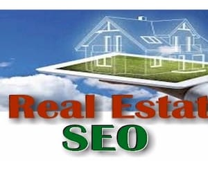 real estate seo, realty seo, and realtor seo image