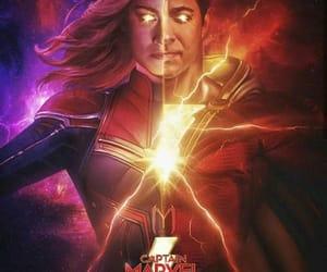DC, Marvel, and shazam image