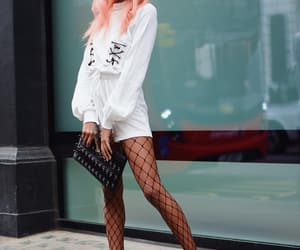 outfit, drmartens, and missguided image