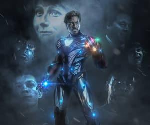Avengers, iron man, and Marvel image