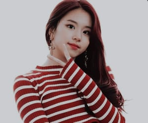 icon, chaeyoung, and 손채영 image