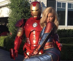 iron man, kylie jenner, and icon image