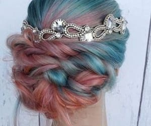 art, awesome, and braids image