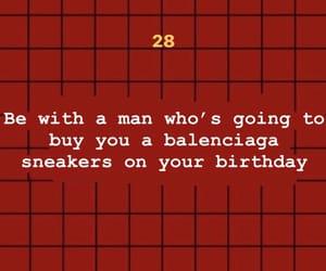 Balenciaga, birthday, and fashion image