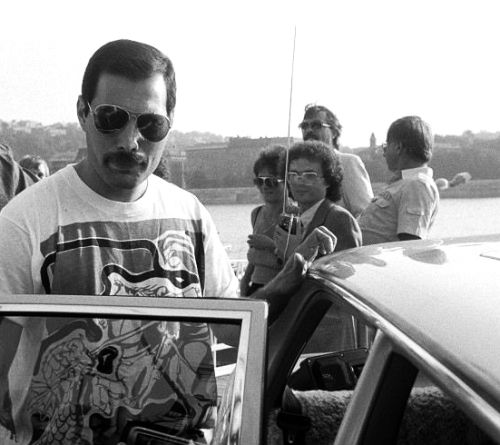 article, Freddie Mercury, and music image