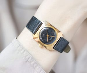 etsy, vintage unisex watch, and watch for women image