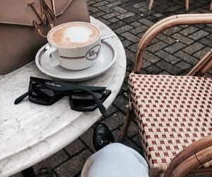 chic, classy, and coffe image