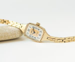 etsy, anniversary gift her, and rectangular watch image