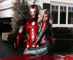 kylie jenner, Avengers, and couple image