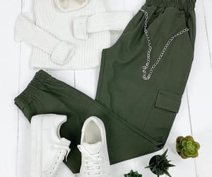 fashion, goals, and green image