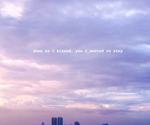 aesthetic, love, and clouds image