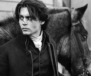 johnny depp, sleepy hollow, and actor image
