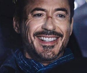 robert downey jr, tony stark, and iron man image