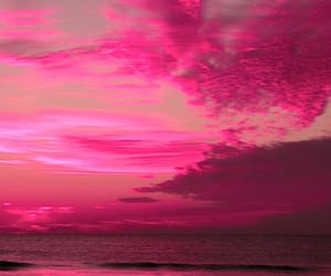 color, pink, and mood image
