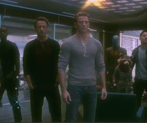 Avengers, Marvel, and avengers endgame image