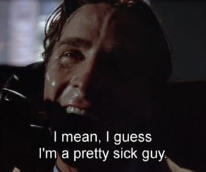 american psycho and quotes image