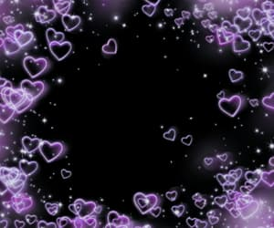 heart, overlay, and png image
