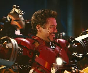 robert downey jr, icon, and iron man image