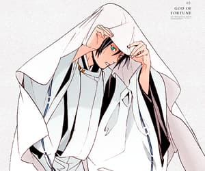 god, manga, and anime boy image