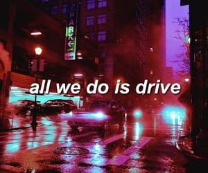drive, halsey, and grunge image