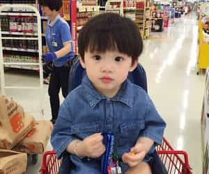 baby, child, and korean image