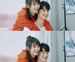 couple, chinese drama, and love image