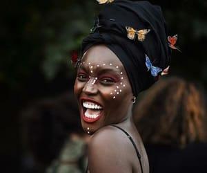 beauty, black, and girl image