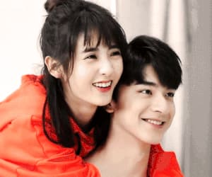 couple, cdrama, and xing fei image