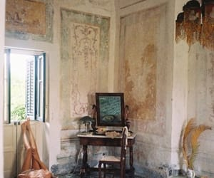 alternative, home decor, and mirror image