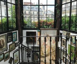 art, interior, and paris image