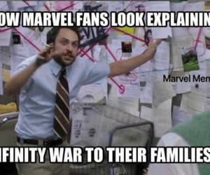 Avengers, cry, and meme image