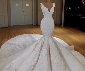 dress, lace, and valdrin sahiti image